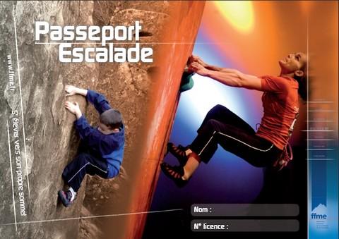 passeport escalade